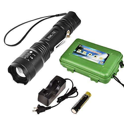 Buy xt808 tactical led flashlight