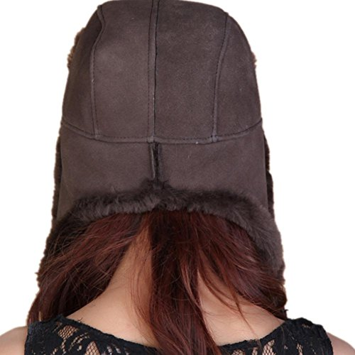 3 Orecchio Cappellino Cappello Caldo Unisex Antivento Ispessimento Invernale Mhgao Ushanka 2 Esterna Uq4nv64