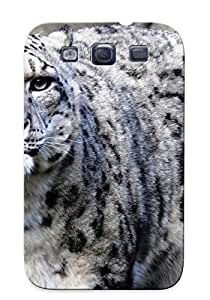 Designed For Ipod Touch 4 Case Cover - Animal Snow Leopard(best Gifts For Lovers)