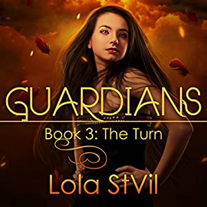 Guardians: The Turn Audiobook