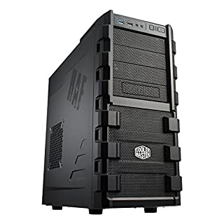 Cooler Master HAF 912 - Mid Tower Computer Case with High Airflow, Supporting up to Six 120mm Fans and USB 3.0 (B003ZM7YTA) | Amazon Products