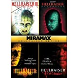 Miramax Hellraiser Series (Hell on Earth/Bloodline/Inferno/Hellseeker)