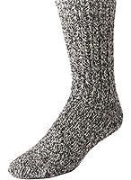 Wigwam Men's El Pine Sock,Large,Salt & Pepper