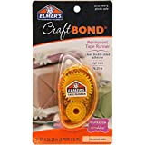 Office Products : Elmer's E4006 CraftBond Permanent Tape Runner, .31-Inch by 26-1/4 Feet, Clear