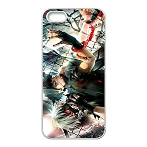 For SamSung Galaxy S6 Phone Case Cover - [Japanese Anime Tokyo Ghoul Series] For SamSung Galaxy S6 Phone Case Cover Hard cover case (Black/white)