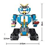 Best Science Tech Robotics And Rcs - Elaco Hi-Tech Interactive DIY Building Blocks Walking RC Review