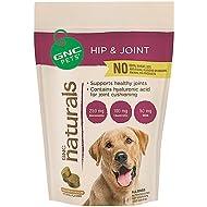 Pet Health Box 50 Tender Bites Chicken Flavor GNC Naturals Hip & Joint