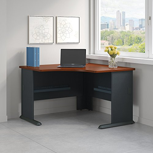 Series A: 48-inch Corner Desk Bush Furniture