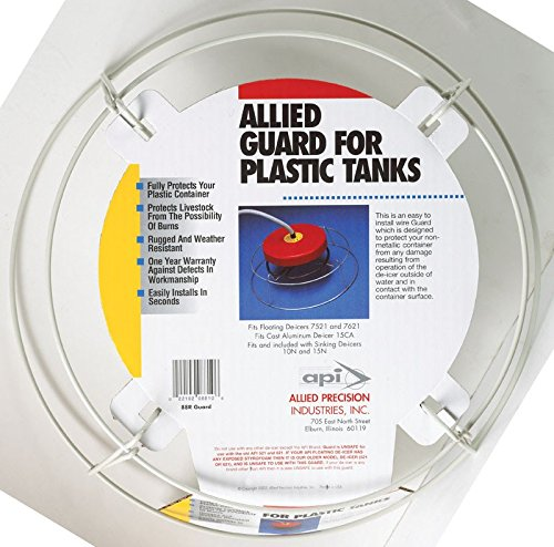Allied De-Icer Guard Plastic Bulk by Miller Manufacturing Co