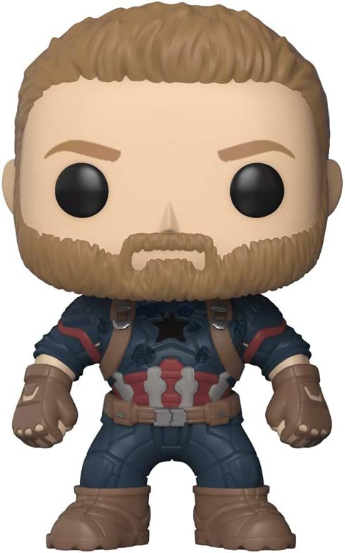 Avengers Infinity War Captain America Action Toy Figures Amazon Canada