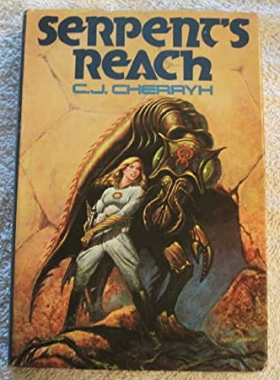 book cover of Serpent\'s Reach