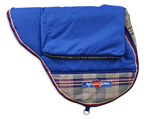 Kensington All Purpose Saddle Carry Bag, Patriots Plaid, One Size by kensington products
