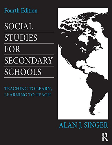 Download Social Studies for Secondary Schools: Teaching to Learn, Learning to Teach Pdf