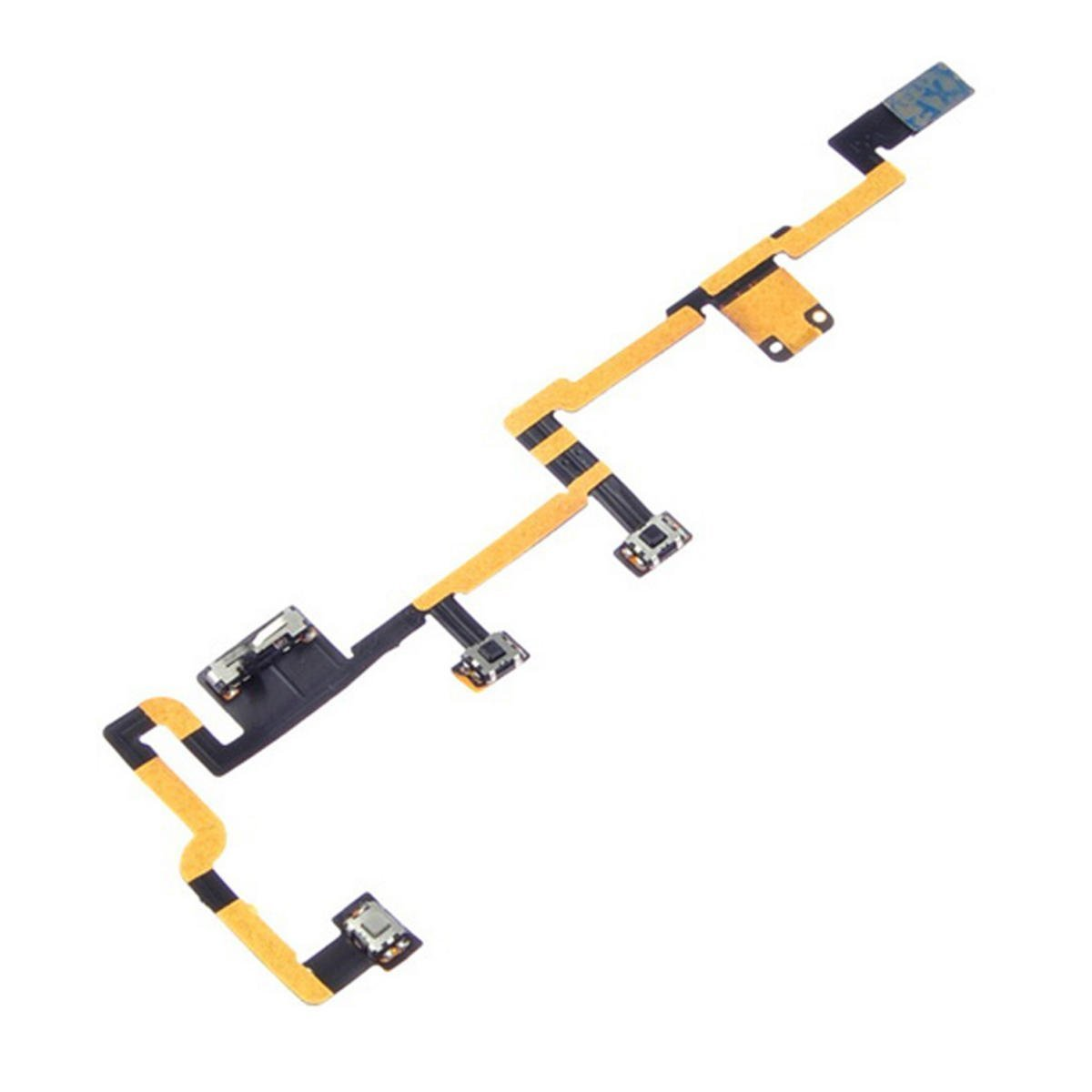 Consumer Electronics Accessories & Parts Flight Tracker Ribbon Flex Cable Power On Off Volume Mute Button Switch Key Replacement Repair Parts For Apple Ipad 5 Air A1474 A1475 Buy One Give One