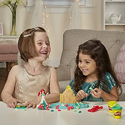 Play-Doh Disney Princess Undersea Wedding with Ariel: Toys & Games