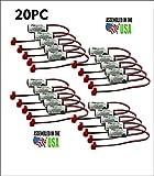 20pc Lithonia Emergency Lighting Battery for Model ELB1P201N, ELB1P201N2