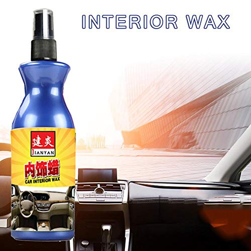 Leather Upholstery Cleaner( Car Leather Care 100ml Leather Repair Wax Interior Wax Quickly Removes The Stain Without Wash Requirement Repair Agent Cleaner Auto Liquid Cleaners For Leather Seats: Amazon.co.uk: Kitchen & Home