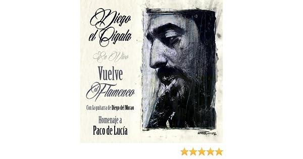 Vuelve el Flameco: Homenaje a Paco de Lucía by Diego El Cigala on Amazon Music - Amazon.com