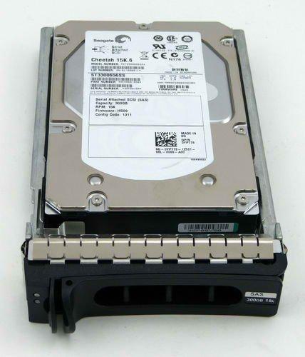 (DELL F617N-DEL Dell Cheetah 15K.7 F617N 300GB 15K 6.0Gbps Serial SCSI / SAS Har (Certified Refurbished))