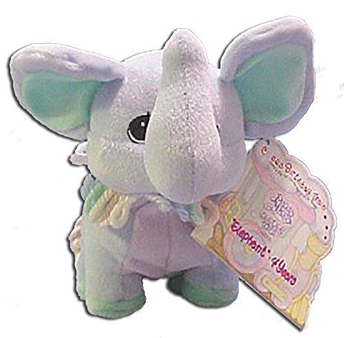 Tender Tails Birthday Train Elephant Four Years by Enesco Precious Moments - Elephant Train