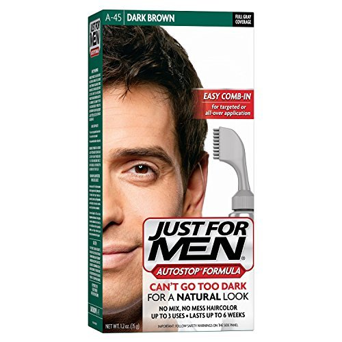 Just Men Color Application Brown product image