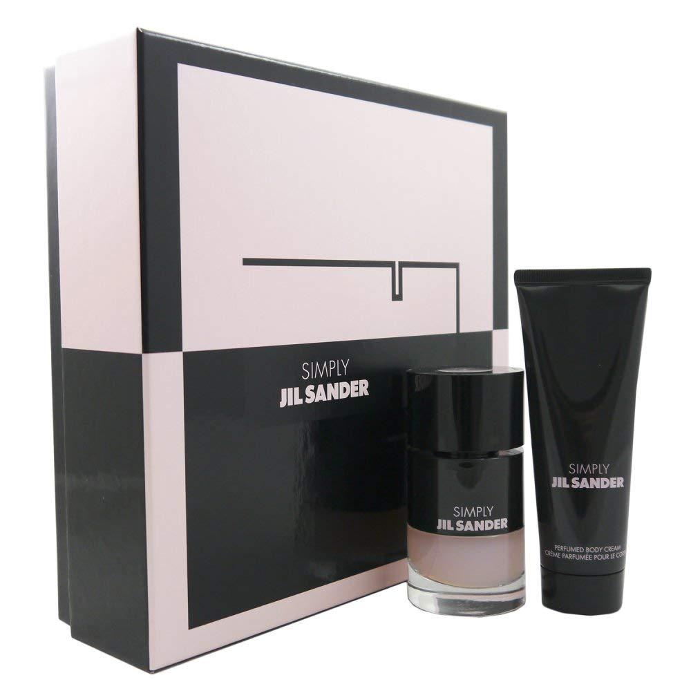 Jil Sander - Simply Eau Poudree Set - 40ml EDP   75ml Body Cream