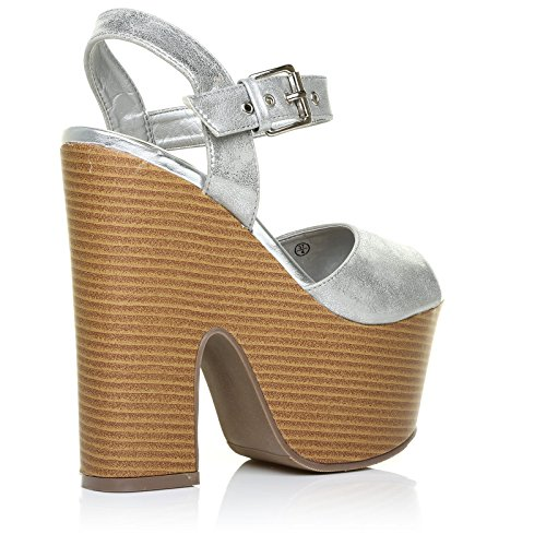 Compensées UK UK Chaussures Chaussures Femme UK Femme Femme ShuWish ShuWish ShuWish Compensées Chaussures UK ShuWish Compensées qgqAUwX