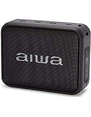 AIWA BS-200BK draagbare luidspreker, zwart
