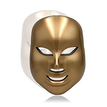 dernière remise style attrayant divers design Masque Led photon Therapy 7 couleur de Luminothérapie ...