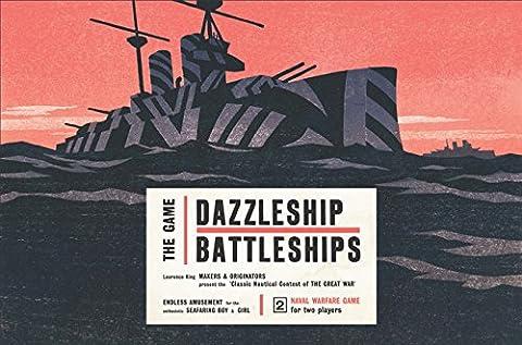 Dazzleship Battleships: The Game (French Battleships)