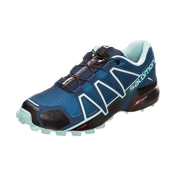 SALOMON Speedcross 4 W, Scarpe da Trail Running Donna 1 spesavip