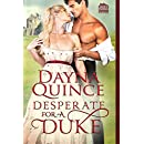 Desperate for a Duke (Desperate and Daring Series Book 1)