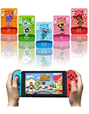 $49 » 80 Pcs Animal Crossing New Horizons ACNH NFC Tag Game Cards For Nintendo Switch/Lite, Wii U and 3DS With Storage Case