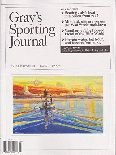 (Gray's Sporting Journal Magazine July 2013)