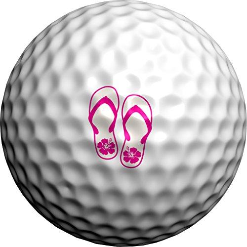 - Golfdotz Hawaiian Sandals