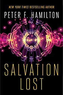 Book Cover: Salvation Lost