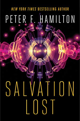 Salvation Lost (The Salvation Sequence Book 2) by [Hamilton, Peter F.]