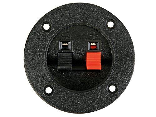 Velleman LSC1 Altavoz Terminal de conexión Audio Connectors 148747-B004S7SGHK