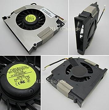 kaleastore marca nueva CPU ventilador de refrigeración para Dell Latitude D620 D630 portátil (3-pi...: Amazon.es: Informática