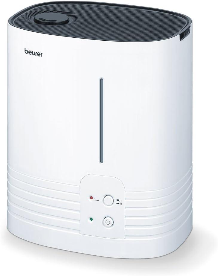 Beurer LB55 Humidificador con Tecnología de Vaporización de Agua ...