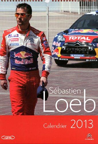 Calendrier Sébastien Loeb