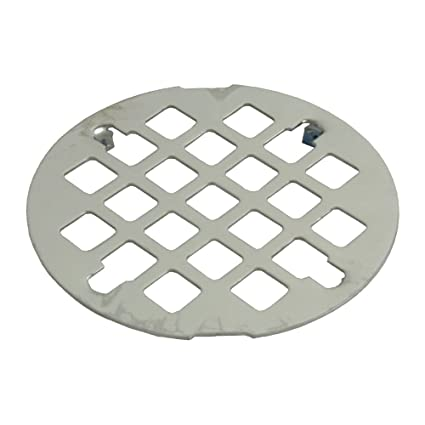 DANCO Easy To Install, Snap In Style Shower Drain, Polished