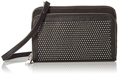 Vince Camuto Mimi Convertible Cross Body Bag BlackStudded One Size