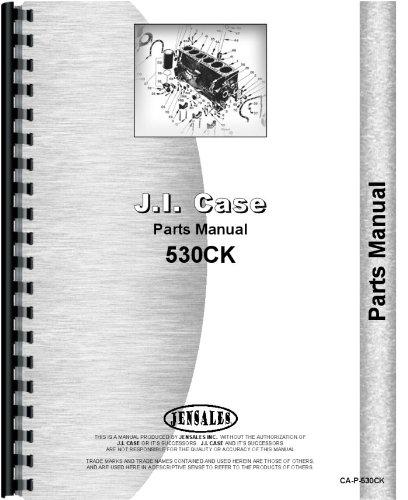 Download Case 530 Industrial Tractor Parts Manual ebook