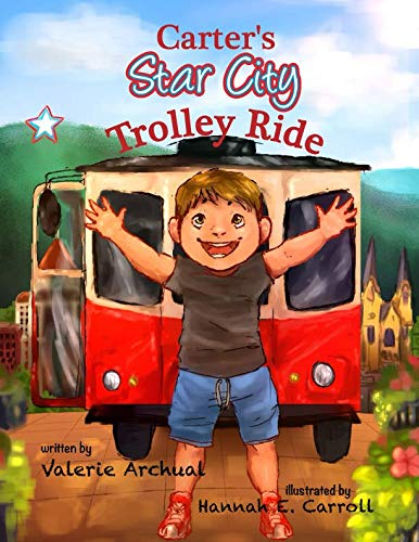 Trolley City - Carter's Star City Trolley Ride