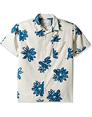 Men's South Beach Dimes Woven Top