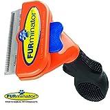 #3: Medium Dog Brush Short Hair FURminator Grooming Tool Comb 21-50Lbs