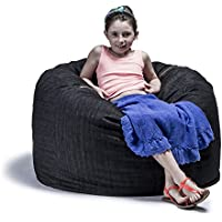 Jaxx Denim Classic Saxx 3ft Bean Bag Chair