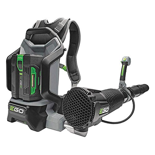 EGO Bare Tool 145 MPH 600 CFM 56-Volt Lithium-Ion Cordless Electric Backpack Blower ( battery and charger NOT included) (Renewed)