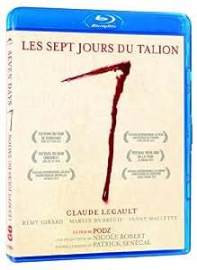 Les Sept Jours du Talion  / Seven Days (Bilingual) [Blu-ray]
